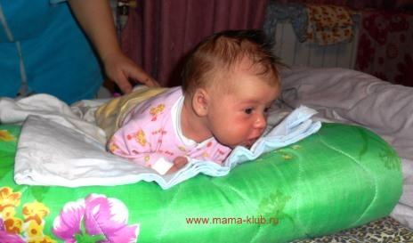 Ребенку 1 месяц видео