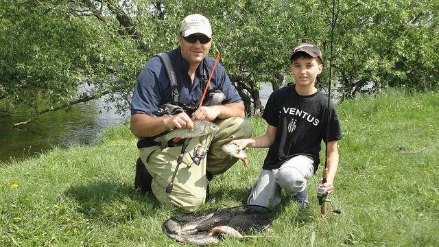 как надо себя вести на рыбалке