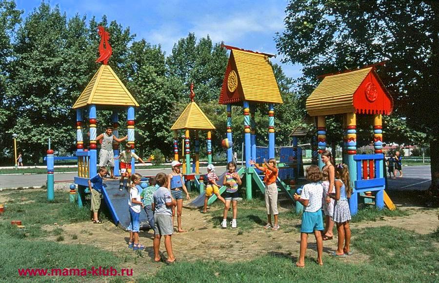 игры для знакомства с детьми на площадке
