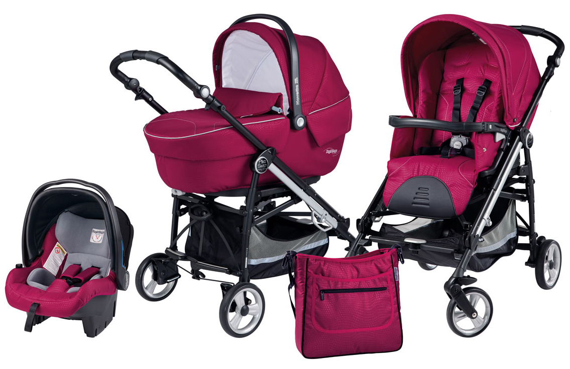 Peg-Perego Switch Easy Drive Sportivo