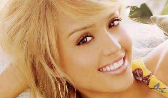 Фото макияж для кареглазых блондинок