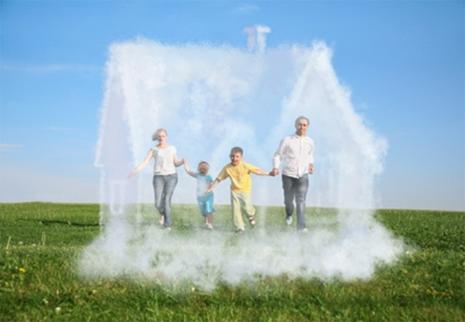 Фото люди на траве