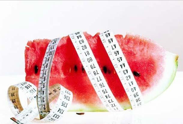 Арбузная диета 1 месяц