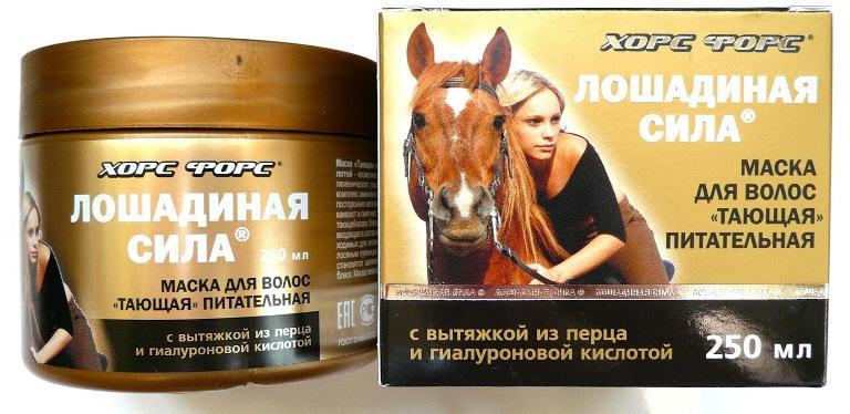 маска для волос лошадиная сила инструкция - фото 5