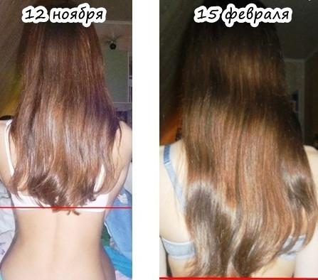 Маска для волос от выпадения и для роста
