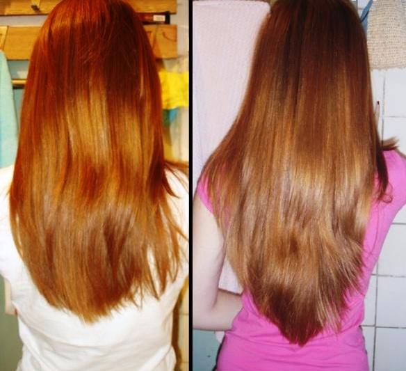 Маска для волос из настойки красного перца